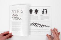 Jesel Catalog Volume 10 by Dennis Ventrello, via Behance