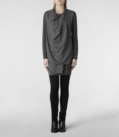 AllSaints Drina Dress | Womens Dresses
