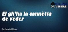 Usiamo qualche espressione milanese va! #milanodavedere Milano da Vedere