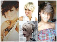 Cortes de pelo corto para el otoo  Los Mejores Peinados