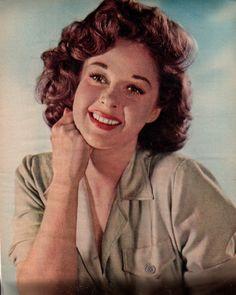 SUSAN HAYWARD nee' EDYTHE MARRENNER 06-30-1917 til 03-14-1975 (57) AMERICAN ACTRESS