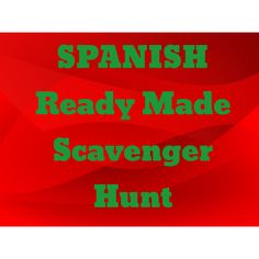 """WARNING NOTE: I was told by a reader-friend that many are coming here to simply """"BUY"""" the scavenger hunt. IF you are one of those, you can s..."""