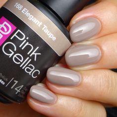 Pink Gellac - Elegant Taupe (Color 168)