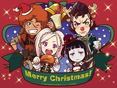 Shingeki no Bahamut: GENESIS | Merry Christmas!