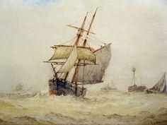 Victorian British Painting: Frederick James Aldridge