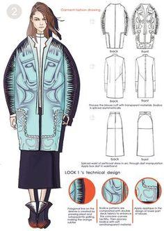 Mise En Page Portfolio Mode, Fashion Portfolio Layout, Fashion Design Sketchbook, Portfolio Design, Illustration Mode, Fashion Illustration Sketches, Fashion Sketches, Dress Sketches, Drawing Fashion