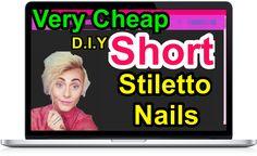 Squarespace - Claim This Domain Drag Queen Makeup, Drag Makeup, Diy Shorts, Stiletto Nails, Image, Shorts Tights, Edgy Nails