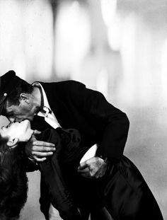 Humphrey Bogart and Lauren Bacall  To Have and Have Not, 1944