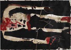 Pintura: Manuel Millares | El Perro Morao