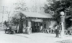 Standard Oil Esso - Johnson City,TN 1926