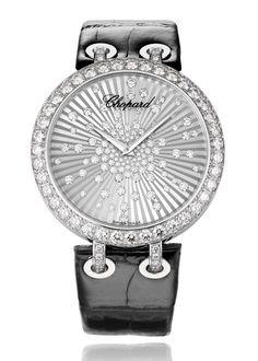 Chopard Xtravaganza white gold and diamond #watch