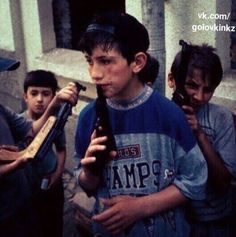 A young Gennady Golovkin - world Middleweight boxing champion 1990
