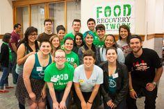 Food Recovery Network - Fighting Waste.  Feeding People