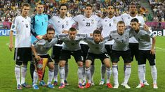 UEFA EURO - Germany - All the way. Add another star!