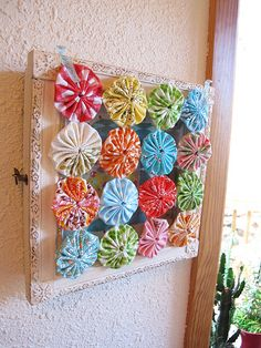 Shaaa... That's a must on my project list with plenty of fabric scraps! Beautiful!