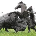Tatanka: Story of the Bison one of the attractions in the Black Hills this site features South Dakota Vacation, South Dakota Travel, Native American History, Native American Indians, Native Americans, Wild West Era, Deadwood South Dakota, Memorial Museum, Unusual Art