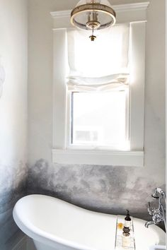 This black and white accent wall wallpaper is the perfect farm house accent wall for your bathroom wall. This bathroom wallpaper idea is a black and white wall mural for a european countryside home vibe that you will love for your bathroom wall. bathroom wall idea, bathroom wallpaper, french country home. #blackandwhite #frenchcountrydecor #bathroomwalldecor #accentwallideas