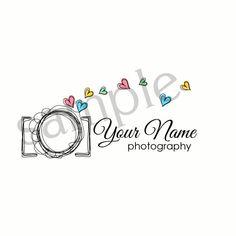 Premade Logo design for your business boutique logo photography logo-03-8…