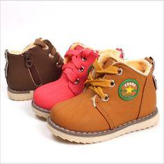 d4ab0cea6280e Eur niños zapatos casuales 2017 niños martin zapatos del deporte del bebé  zapatos zapatillas de chicos chicas del niño del bebé de la marca botas  para la ...