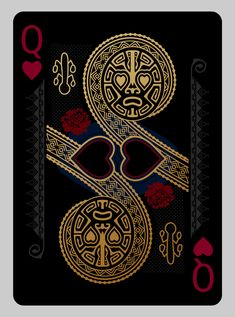 RongoRongo 2 Playing Cards by Matifu — Kickstarter