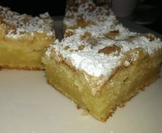Crumble cake (DDR recipe)- Streuselkuchen (DDR Rezept) Recipe crumb cake (DDR recipe) by thermokessi – recipe category baking sweet - Classic French Desserts, French Dessert Recipes, Italian Cookie Recipes, Pastry Recipes, French Recipes, Apple Recipes Easy, Easy Bread Recipes, Scd Recipes, Dessert Simple
