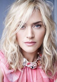 the lovely and intelligent Kate Winslet