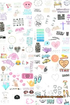 Wallpaper Stickers, Cute Wallpaper For Phone, Cute Wallpaper Backgrounds, Tumblr Wallpaper, Cute Wallpapers, Iphone Wallpaper, Tumblr Stickers, Phone Stickers, Cute Stickers