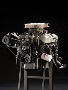 1965 Mustang GT 350 Engine