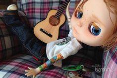 Ed e o seu violão