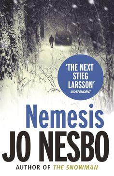 Nemesis by Jo Nesbo http://www.library.waitaki.govt.nz/cgi-bin/koha/opac-search.pl?idx=kw&q=nesbo+nemesis&op=not&idx=itype%2Cphr&q=ARTICLE