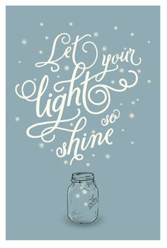 Let your light so shine! Lesson 29: I Can Be a Good Example
