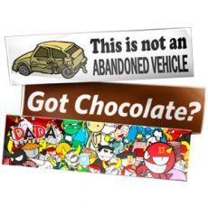 Get Custom Window Stickers From USA Leading Sticker Printing - Custom sticker printing cheap