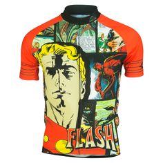 Flash Gordon Cycling Jersey (Men's)