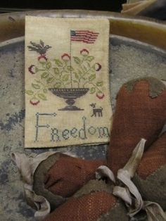 Stacy Nash - Freedom needle book (SG exclusive)