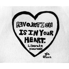 Revolution is in Your Heart DIY Crust Art Punk Patches by breatheresist on Punk Patches, Heart Diy, Retro Home Decor, Screen Printing, Unique Gifts, Etsy Shop, Messages, Handmade, Vintage
