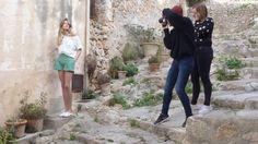 Sesja By Insomnia WIOSNA-LATO 2016: Fotograf: Barbara Czartoryska Art director i stylizacja: Marta Kalinowska Modelka: Justyna/More Make-up i włosy: Mariella Morreale