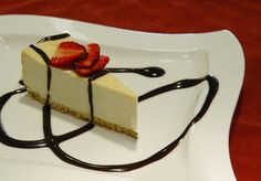 Today is National Cheesecake Day.  I think it might be irresponsible of me not to make one in observance.