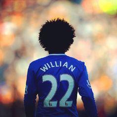 Willian 22...