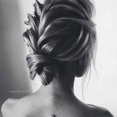 Sin palabras @tonyastylist . . . #peinado #peinados #recogido #recogidos #peinadosdemoda #hairstyle #boda #bodas #wedding #novia #novias #wedding #invitadaperfecta #invitadaideal #hairstyles #weddingplanner #weddinghair #vestidodenovia #peluqueria #peinadonovia