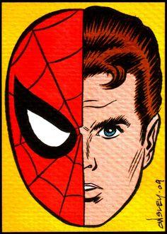 Spiderman + Peter Parker