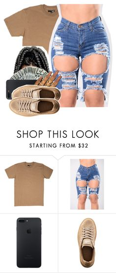 Untitled #326 by melaninmula on Polyvore featuring Puma