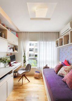 Studio In Casa Con Due Postazioni Per Il Pc. Part 96