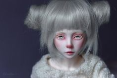 Albino doll by MrsJakers