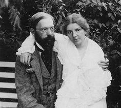 Los pintores alemanes Otto Modersohn y Paula Modersohn Becker