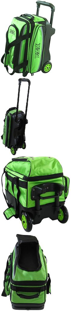 Accessories 50812: Tenth Frame Deluxe Double Roller Bowling Bag By Elite - Check Out Colors - New -> BUY IT NOW ONLY: $123.95 on eBay!