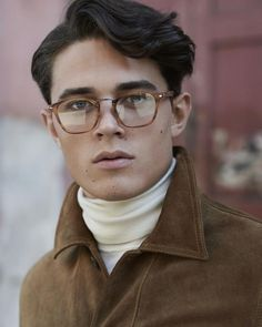 George Elliott is Dashing in Smart Styles for The Rake, character inspiration