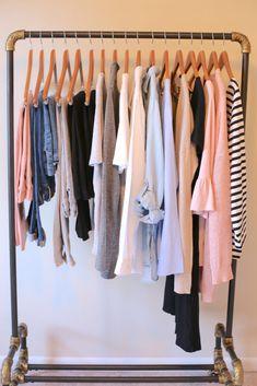 create a capsule wardrobe - patterns