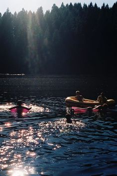 tubing and swimming in the lake on a hot summer day, sounds perfect. - #day #hot #Lake #perfect #Sounds #Summer #swimming #tubing