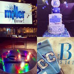 custom party decor, bar mitzvah swag, bar mitzvah logo, party design, bar mitzvah decor, bar mitzvah graphics