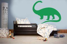 Dinosaur Wall Decal Baby Toddler Wall Sticker Decor. $25.00, via Etsy.